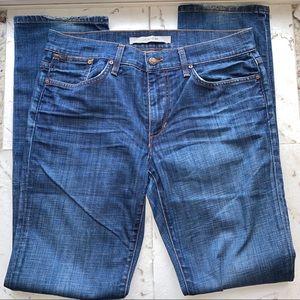 Joe's Brixton Straight Jeans Wash: Emil Size 33